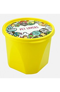 RECIPIENTE 1600 ML. PET LOVERS